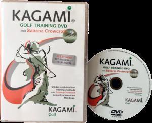 KAGAMI Golf DVD gratis